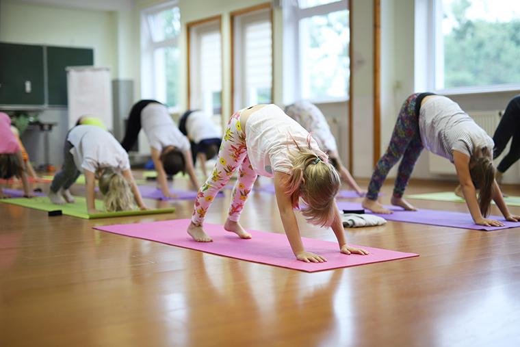 Yoga santé éducation