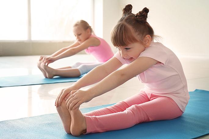Origine du Yoga à l'école