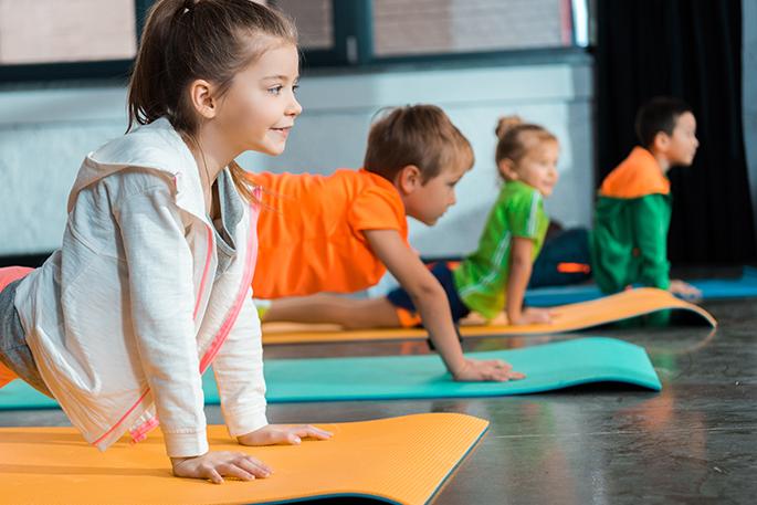 Yoga Santé Éducation - Expérience en milieu scolaire