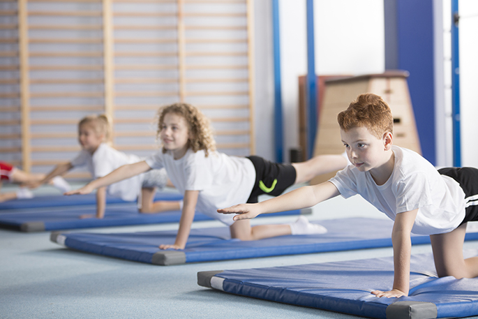 Yoga Santé Éducation – Un nouveau départ
