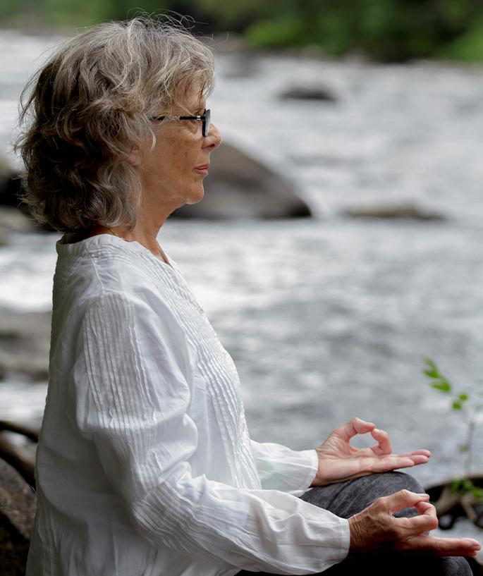 Cheminement vers la méditation